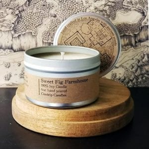 Cantrip Candle - Sweet Fig Farmhouse 6oz