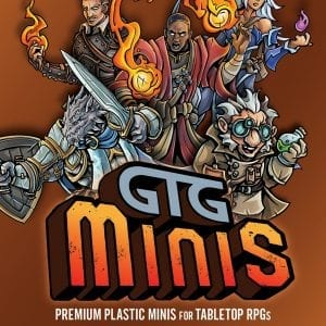 DnD Miniatures - Heroes Paper Minis